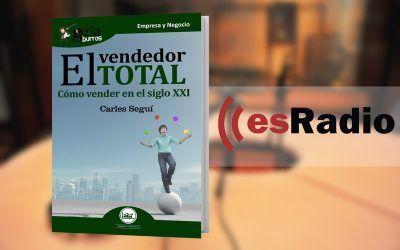 Borja Pascual entrevista a Carles Seguí con motivo de su libro, el GuíaBurros: El vendedor total