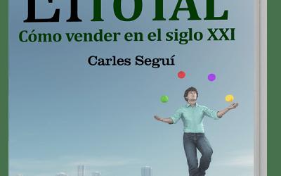 El éxito en Amazon del GuíaBurros: El vendedor total, de Carles Seguí