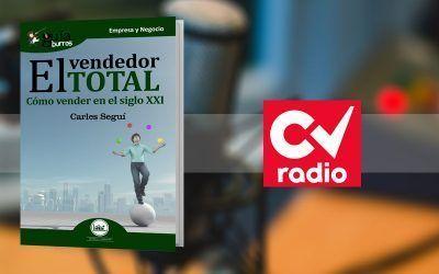 Carles Seguí, autor del GuíaBurros: El vendedor total en CVRadio